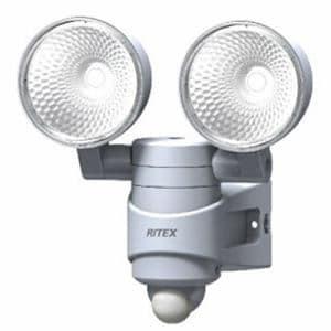 ライテックス LED-AC314 7W×2灯 LEDセンサーライト