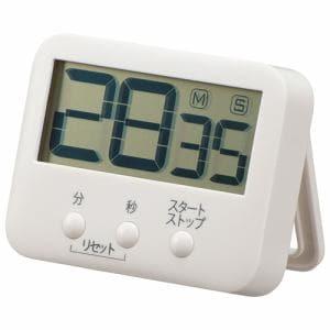 オーム電機 COK-TB01 大画面表示タイマー