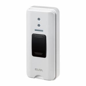 朝日電器 EWS-P30 ワイヤレスチャイム 押しボタン送信器