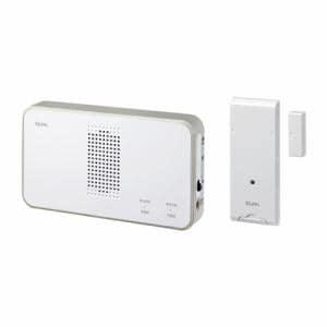 朝日電器 EWS-S5034 ワイヤレスチャイムドア 開閉センサーセット