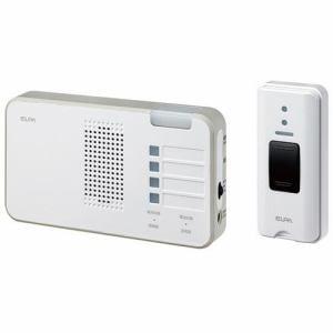 朝日電器 EWS-S5230 ワイヤレスチャイム ランプ付きセット