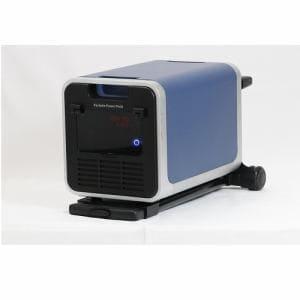 シーンズ PG-2000B ポータブル蓄電池   ブルー×ブラック