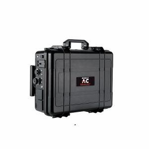 シーンズ PG-3000 高出力ポータブル蓄電池   ブラック