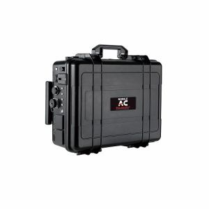 シーンズ PG-6000 高出力ポータブル蓄電池   ブラック