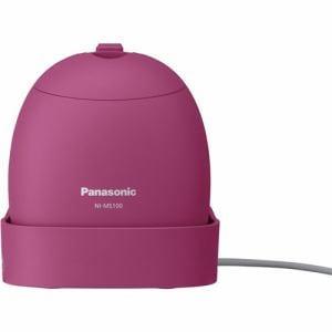 パナソニック NI-MS100-VP 衣類スチーマー モバイル 国内・海外両用 ビビッドピンク