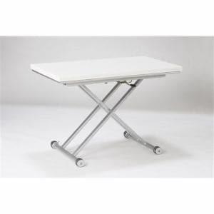 昇降式昇降テーブル ルガBAN-B2015PU ホワイト