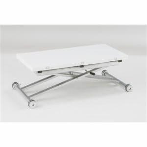 昇降式昇降テーブル ルガBAN-B2014PU  ホワイト