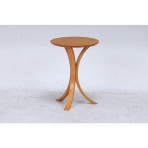 サイドテーブル CF-913 ナチュラル 1人
