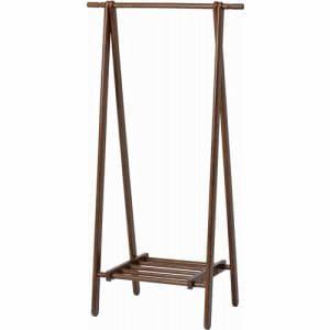 木製ハンガー 6110-6-80(KI)ブラウン