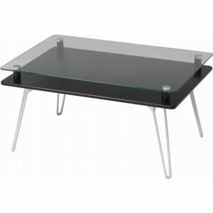 ディスプレイテーブル クラリス BK ブラック