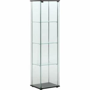収納用品 ガラスコレクションケース 96047 クリア