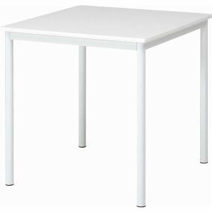 ダイニングテーブル 84132 ホワイト 2人用