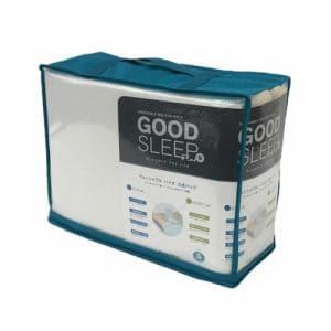 ベッドパット+マットレスカバー GSバイオ3点セット キナリ セミダブル