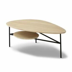 センターテーブル CT キルナ WHウォッシュ ホワイトウォッシュ 110