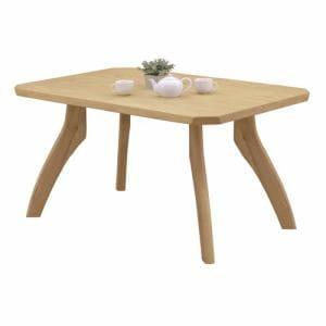 ダイニングテーブル アヤ ナチュラル 4人用