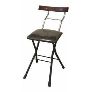 椅子 LYD-48 BK リザードブラック 1人用