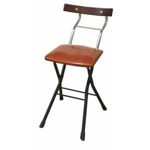 椅子 LYD-48 BR リザードブラウン 1人用