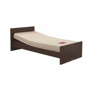 電動ベッド P201-5KEB-PM03 ダークブラウン シングル