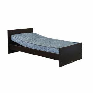 電動ベッド P201-1KFA-PM04 ダークブラウン シングル