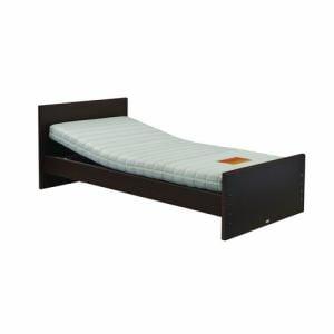 電動ベッド P201-5KFA-CS ダークブラウン シングル