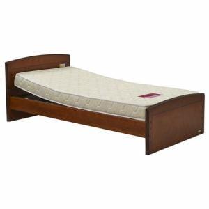 電動ベッド P201-1KBA-ES ダークブラウン シングル