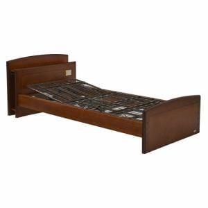電動ベッド P201-1KBB ダークブラウン シングル