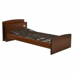 電動ベッド P201-5KBB ダークブラウン シングル