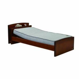 電動ベッド P201-5KBB-PM03 ダークブラウン シングル