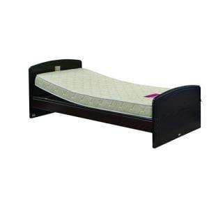 電動ベッド P201-5KEA-ES ダークブラウン シングル