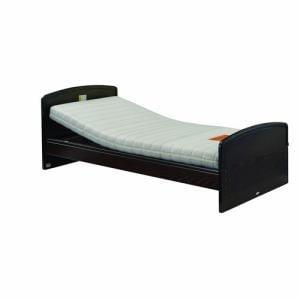 電動ベッド P201-5KEA-CS ダークブラウン シングル