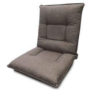 座椅子 WAT-バラク ダークブラウン 1人用