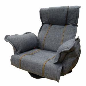 座椅子 IKL-フィーゴ ブラック 1人用