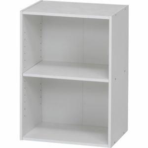 収納用品 カラーボックス 98744 ホワイト