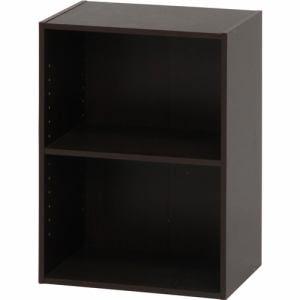 収納用品 カラーボックス 98745 ブラウン