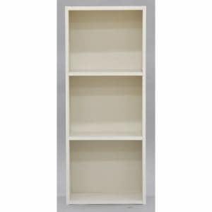 ファイルBOX CA-FB WH ホワイト 幅42.8×奥行29.4×高さ106.2cm