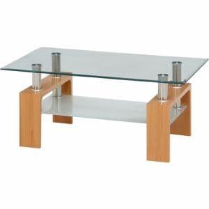 テーブル センターテーブル フォーカス88420 ナチュラル