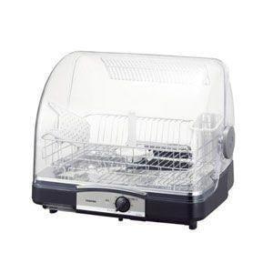 東芝 食器乾燥器  ブルーブラック VDB5SLK