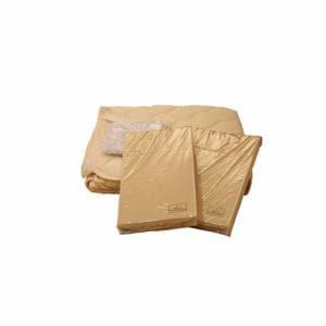 寝装品3点パック スリープせレクト 3PWSWSLBLB ライトブラウン シングル