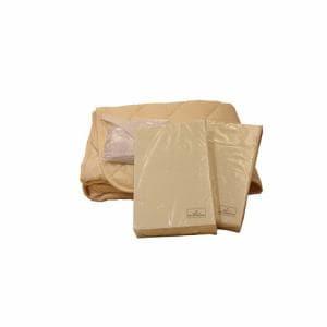 寝装品3点パック スリープせレクト 3PWSCSBEBE ベージュ シングル