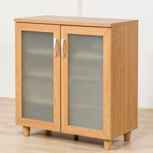 キッチンカウンター YCO340002LBR  ライトブラウン