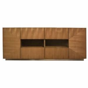 大塚家具 サイドボード「デコレ」幅180cm ダブ色