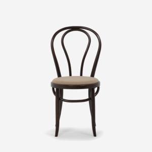 大塚家具 IDC OTSUKA 椅子16B-OU布#A-11/WN色ブナ