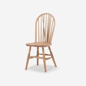 大塚家具 IDC OTSUKA 椅子 500C 白木塗装 ナラ