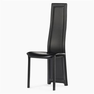 大塚家具 IDC OTSUKA 椅子8391N-R3合皮BK#11