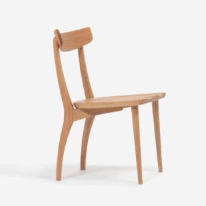 大塚家具 IDC OTSUKA 椅子 フィル3 HOC-332板座/WO