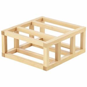 大塚家具 IDC OTSUKA テーブル用脚 ナチュラル シカモア
