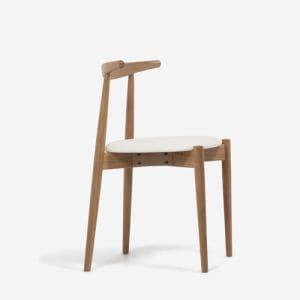 大塚家具 IDC OTSUKA 椅子0808#PVCIVWOナラ
