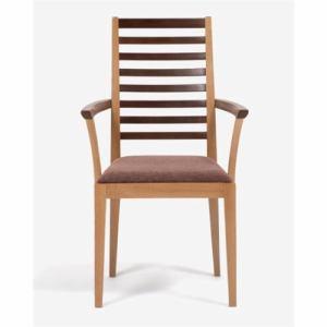 大塚家具 IDC OTSUKA 椅子AN005コンビ布デクレア4144