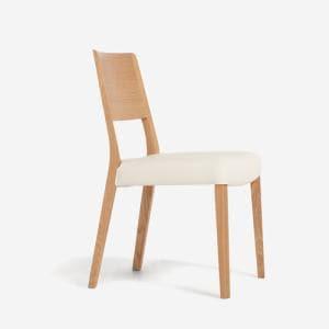 IDC大塚家具 椅子 シネマ3B2PVCIV ホワイトオーク色