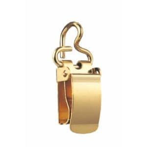 テンションポール部品 クリップランナーフック式 ゴールド 5ケイリ